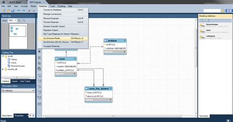 tutorial de mysql en xp mysql workbench ingenier 237 a inversa desarrollo web