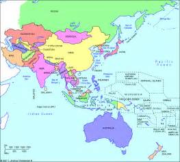 Map Of Asia Pacific 301 moved permanently