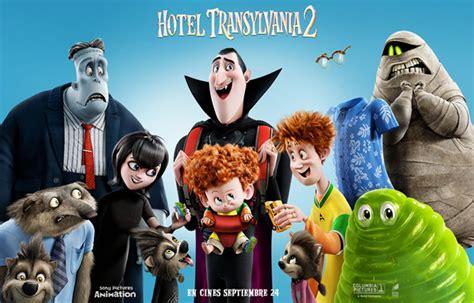 imagenes hotel transylvania 2 hotel transylvania 2 datos curiosos cine whats up