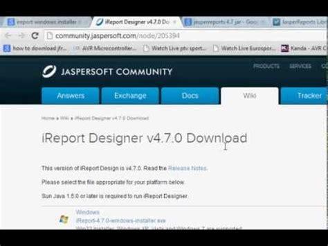 tutorial java ireport jasper report using ireport tutorial for beginners part 3