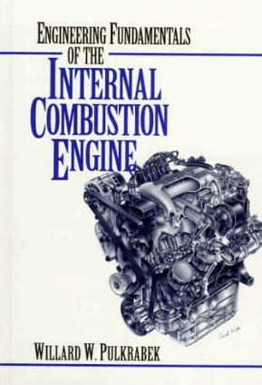 willard  pulkrabek engineering fundamentals  internal combustion engine tech books yard