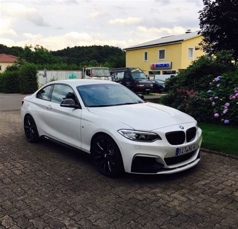 Bmw 2er Diesel Verbrauch by F22 220d M Performance 2er Bmw F22 F23 Quot Coupe