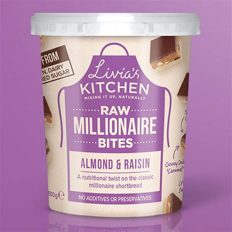 Livia S Kitchen Millionaire Bites Buy by How To Sell Out In Selfridges In 12 Hours Mystery Ltd