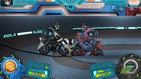 fighter android turbine fighter avvincenti combattimenti tra robot in stile per android tuttoandroid