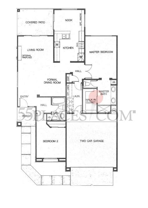 lantana floor plan lantana floorplan 1393 sq ft mountainbrook 55places