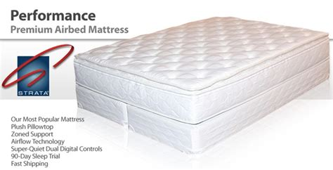 strata performance air bed mattress ebay