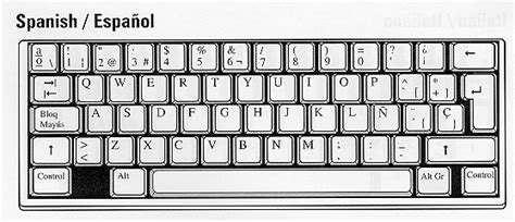 microsoft word spanish keyboard layout how to type spanish letters and accents 225 233 237 243 250 252
