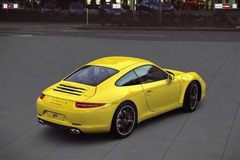 Porsche Car Configurator by Porsche 911 Car Configurator 3d Animationen Und 911