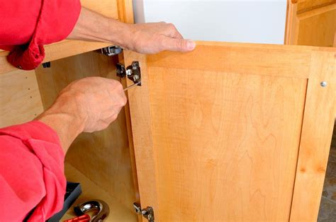 how to fix kitchen cabinets how to repair cabinets
