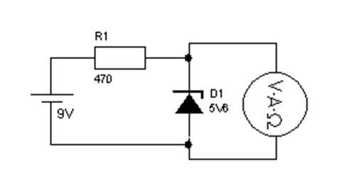 zener diode messen zenerdioden die etwas anderen dioden
