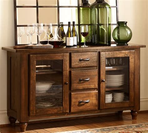 buffet ls pottery barn sumner buffet pottery barn