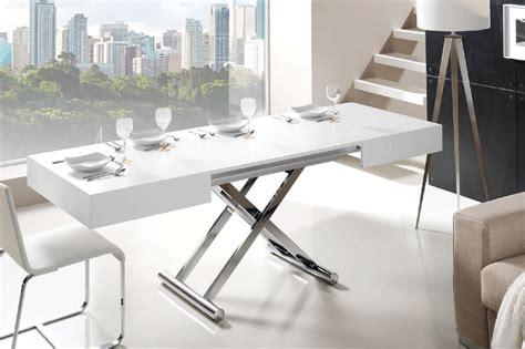 mesa extensible  regulable en altura muebles imedio