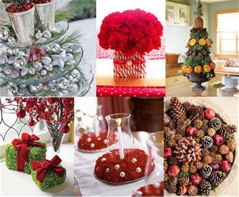 como decorar jarrones navideños decorar la mesa del comedor para navidad dinning christmas
