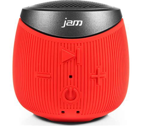 G U Bluetooth Speaker Bluetooth Portable Speaker jam hx p370rd eu portable bluetooth wireless speaker deals pc world