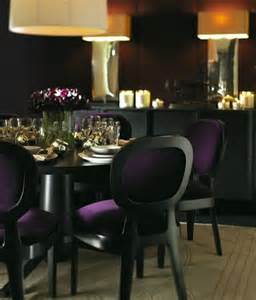 purple dining room purple velvet dining chairs contemporary dining room