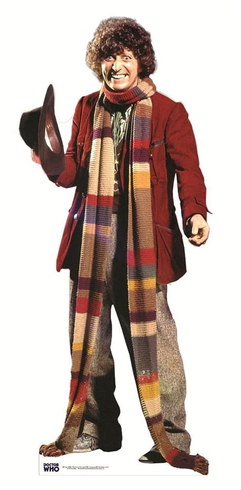 level 2 doctor who fourth the fourth doctor who tom baker official
