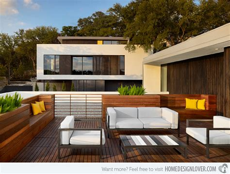modern terrace house design 15 modern and contemporary rooftop terrace designs
