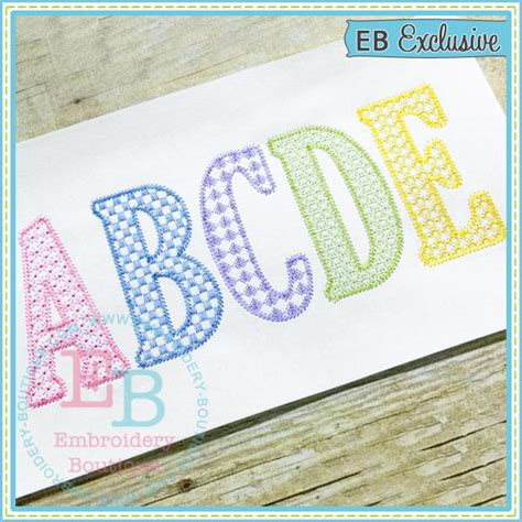 design motif font 17 best images about xoxo embroidery fonts on pinterest