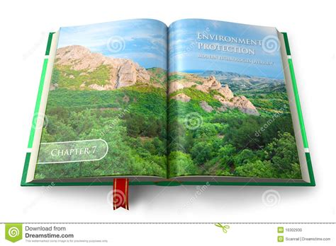 environment books environment protection book stock photo image 16302930