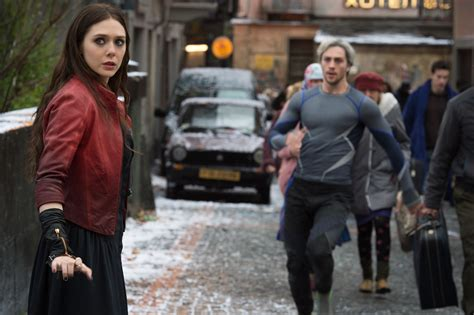 quicksilver movie stream avengers age of ultron video introduces scarlet witch