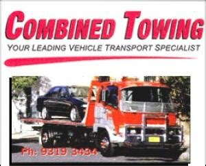 combined towing combined towing services nsw car parts and auto services