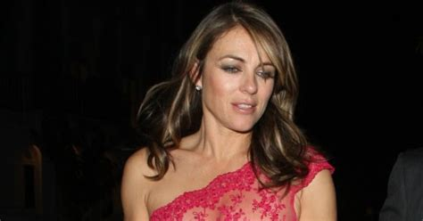 Js Vanesa Uq bio pictures elizabeth hurley in a pink dress