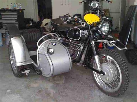 Classic Motorrad Gespanne by Bmw Classic Enduro Gespann R50 2 Mit Steib Bestes