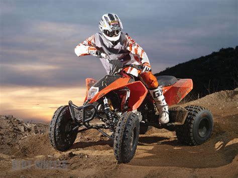 Ktm Sport Atv Dirt Wheels Magazine Sport Almanac
