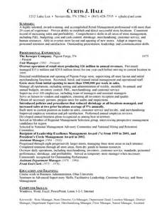 Grocery Manager Resume by Grocery Store Manager Free Resumes