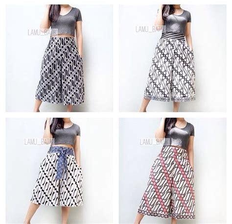 Celana Etnik Batik By Ikita Shop 11 best celana kulot etnik batik images on