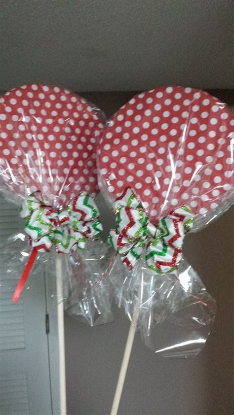 christmas yard lollipops 1000 images about diy decorations on decorations canes and