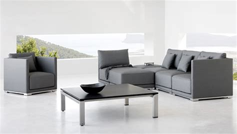 zen home furniture contemporary zen style outdoor furniture by manutti