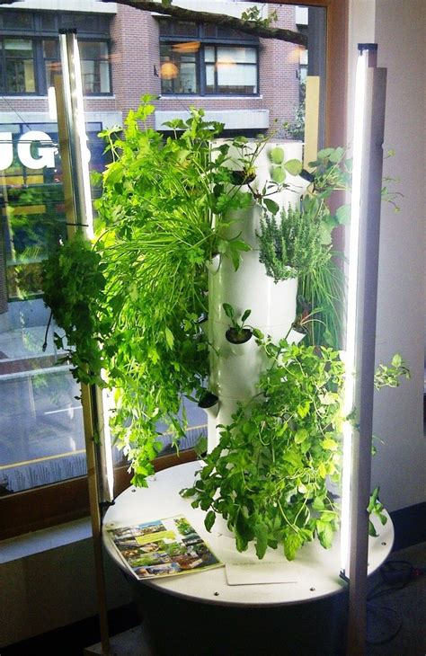 tower garden growing system home harvest farms amazing