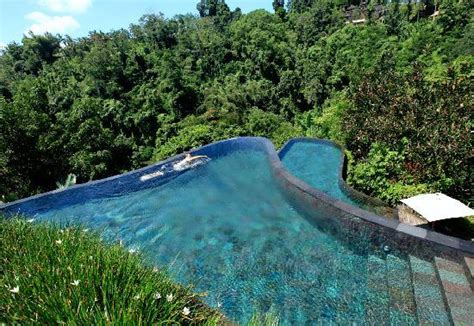 Hanging Infinity Pools In Bali hotels les 10 piscines les plus folles au monde evasion