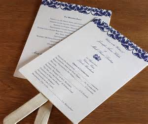 wedding programs as fans how to introduce your parents at a wedding reception ehow invitations ideas
