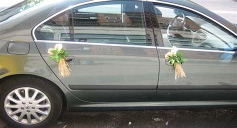 decorar coche boda decoracion coche boda allium floristas
