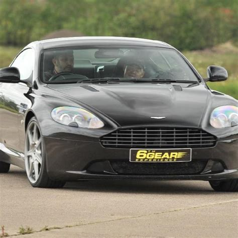 Aston Martin Driving Experience by Aston Martin Driving Experience Db9 From 6th Gear