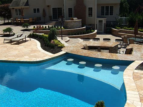nj pool designs and landscaping for backyard flickr