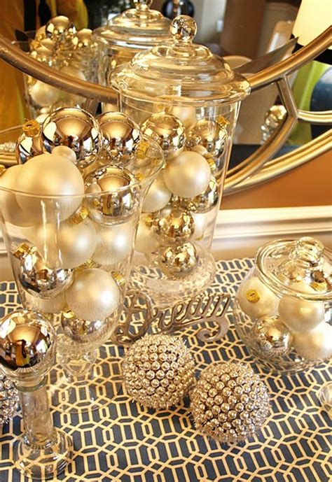 10 elegant gold christmas ideas house design and decor