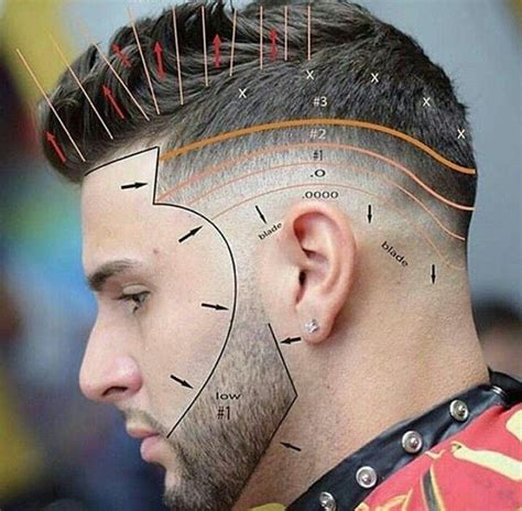 how to fade hair from one length to another 25 best ideas about fade haircut on pinterest boys fade