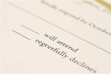 how do you sign a wedding response card wedding rsvp wording how to word your rsvps
