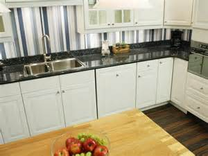 backsplash wallpaper for kitchen cheap versus steep kitchen backsplashes hgtv