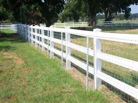 decorating traditional split rail fence  garden decor