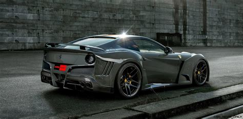 Ferrari N Largo by 784hp 218 Mph Ferrari F12 N Largo S By Novitec Rosso