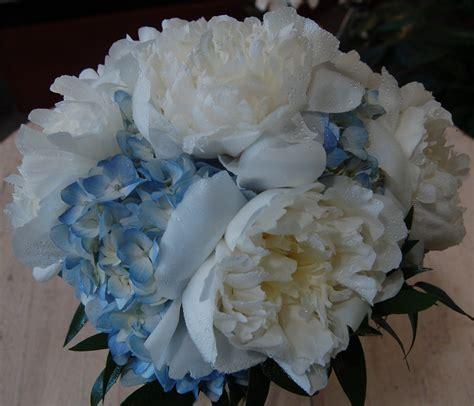 Peony Flower Hydrangea white hydrangea and peony bouquet www pixshark
