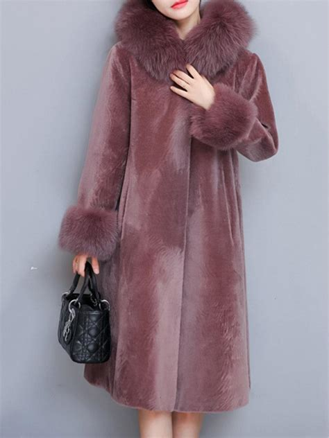 faux fur best the 10 best faux fur coats 100 for 2017 winter