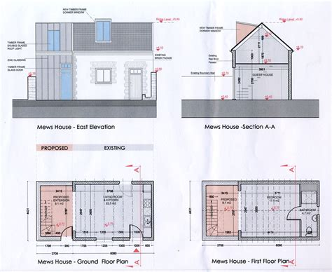 section elevation drawing elevations section details floor plan elevation foundation