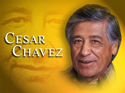 An American Cesar Chavez Cesar Chavez Standing Up For Migrant Farm Workers Cesar Chavez American