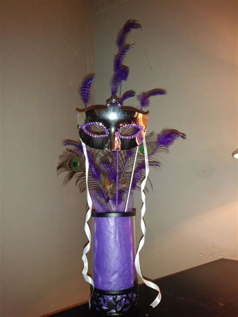 1000 ideas about masquerade centerpieces on