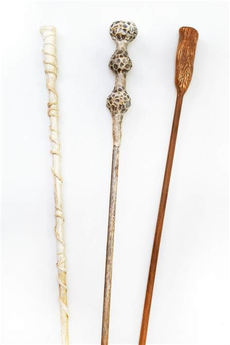 wand designs make these magical wizard wands at home fandango